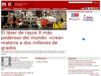 Madrimasd.org - Home | madrimasd