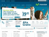 Movistar.es - Movistar: Internet, Móvil, TV y ¡Ofertas exclusivas!  900 104 871