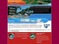 Connoisseurboating.co.uk - Connoisseur Afloat - Boating Holidays in Europe & Weekend Boat Hire
