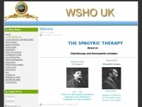 Weho.co.uk - (WEHO Representing Spagyric Therapy EH Worldwide