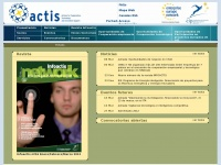 ACTIS :: Actions for Cooperation, Technology and Innovation Support