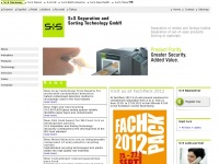 Sesotec - Physical contamination detection & sorting systems