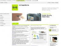 Sesotec.us - Sesotec Inc. - Detection, Separation, Sorting and Recycling Systems - Sesotec Inc EN