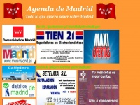 agendademadrid.es