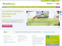 Questback.net - Questback: Customer Surveys, Employee Evaluation & Insights Software