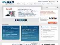 Ewon-router.de - eWON Deutschland - Industrial Router - Industrie-Router, PLC Remote Access, Fernwartung S7