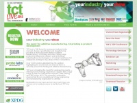 Tctshow.com - 3D Printing, AM and Product Development Event | TCT Show + Personalize