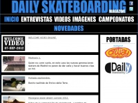 dailyskateboarding.com