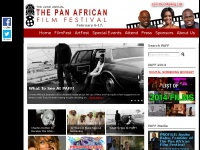 Paff.org - Pan African Film Festival And Arts Festival