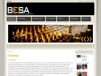 B-esa.be - Belgian Event Supplier Association - Home