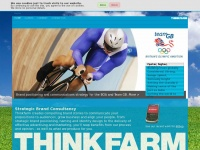 Thinkfarm.co.uk - THINKFARM | Strategic Brand Consultants | Corporate Identity | Campaign Development | London