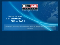 IGE+XAO : Electrical CAD, PLM and SIMULATION software