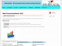 Webposicionamientoseo.es - Posicionamiento SEO y Web en Barcelona | Marketing onlineWPS Marketing