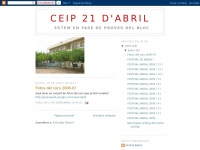 ceip21abril.blogspot.com