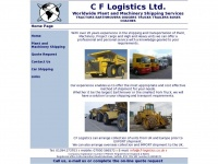 Cfshipping.com - Plant, Machinery, Truck, Trailer, Coach, Bus, Tractor, JCB, Shipping, Transport