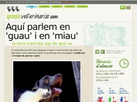 graciaveterinaris.com
