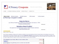 Jcpenney-coupons.org - JCPenney Coupons