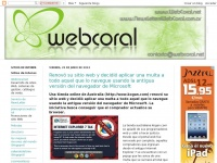 webcoral.blogspot.com