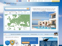 HomeAway.co.uk | Book your holiday lettings: villas, apartments, cottages