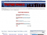 YouTube Musica - Videos de Musicales - Videos Musicales - Video y Letra