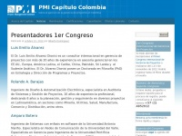 pmicolombia.org Thumbnail
