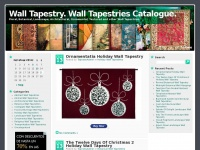 Walltapestry.name - Wall Tapestry.  Wall Tapestries Catalogue. - Floral, Botanical, Landscape, Architectural, Ornamental, Textured and other Wall Tapestries.