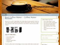 TheBestCoffeeMakers.org