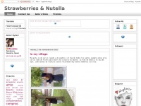 strawberriesnutella.blogspot.com