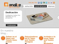 Webysocialmedia.es - analiZe Agencia de Marketing Online - Agencia de Marketing Online en Zaragoza