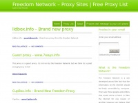 freedomnetwork.info
