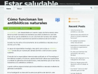 Estarsaludable.net - Estar saludable