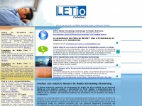 LETio Streaming Technology | Audio Streaming Services for online Radio 