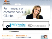 chatempresarial.com
