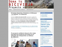 Proyecto Solidario sin ánimo de lucro | Just another WordPress.com weblog
