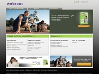 Webroot.es - Antispyware, Antivirus, Endpoint Protection & Mobile Security | Webroot