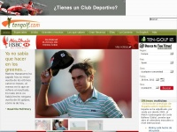 Ten-golf.es - Noticias de Golf | European Tour, PGA Tour, Circuitos Profesionales y Golf Amateur. Clases de golf y vídeos - Tengolf