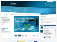 Telefonica Research and Development