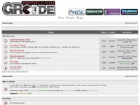 Grcade.co.uk - Gaming Community: Console, PC, Handheld & Online | GRcade