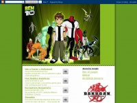 Ben10 Cartoon Network ben10 DIBUJOS ANIMADOS SERIE TV VIDEOS HISTORIA SUPERPODER
