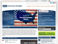 Spn.org - Home State Policy Network