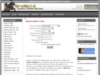 Srogold.fr - Machine Outils § -