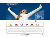MARNYS® :: Innovation in food supplements and natural cosmetics
