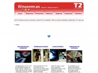 Wincomm.es - Industrial panel PC_Industrial automation_Applications & products_Wincomm-Panel PC, Medical panel PC, Outdoor Kiosk, Touch panel PC, All-in-one digital signage, Rugged box PC