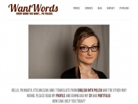 Wantwords.co.uk - Home | Specialist in Polish English Content Marketing