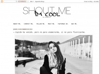 shoutmeimcool.com