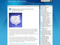 Webdepositosbancarios.es - Web Depositos Bancarios