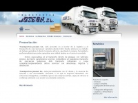 transportesjosean.es