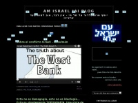 Am Israel Jai Blog