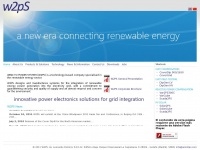 W2ps.es - :: Wind To Power System - W2PS ::