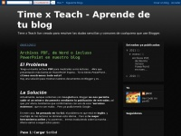 timexteach.blogspot.com